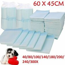 Dog Puppy Extra Large Training Pads Pad Wee Wee Floor Toilet Mats 60 x 45cm 200