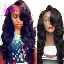 Full Lace Human Hair Wigs With Bangs Lace Front Wigs Human Hair for Black Women
