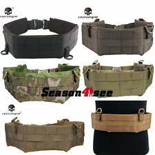 Emerson MOLLE Padded Patrol Belt  Men's Airsoft Combat Military Army Belt M