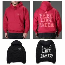 Hoodie Men Women Yeezus Season 3 I Feel Like Pablo Street Sweaters Unisex Lovers