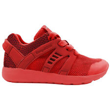 KangaROOS Xcape Trainers Children Shoes Sneakers flame red 10073-600 Power Court