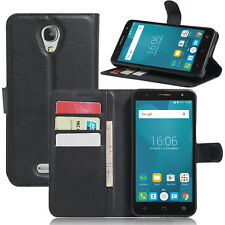 For Optus X Smart 4G Smartphone Wallet case cover For Optus X smart