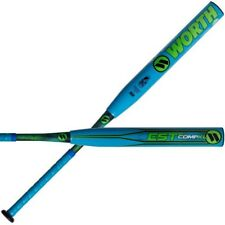 Worth WESTMU EST Composite 13.5 USSSA Slowpitch Softball Bat Turquoise WESTMU-17