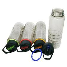 800ML Flip Straw Drink Bottle Cup Sports Hydration Water Bottle BPA-FREE PLASTIC