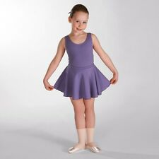1st Position Lavender Circular Cotton Ballet Dance Skirt