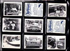 Thunderball Somportex Bubblegum cards James Bond JUST PICK THE CARDS YOU NEED