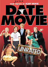 Date Movie (DVD, 2006, Unrated; Widescreen; Checkpoint)