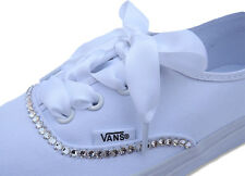 New Pretty White Pink Satin Ribbon Shoelaces With Logo Aglets For Trainers Pumps