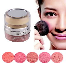 Women Cosmetic Cheek Makeup Blusher Soft Natural Blush Powder New M2