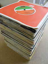 "100 x 70s  7"" Vinyl Records 45RPM Job Lot"