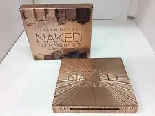 BNIB Urban Decay Naked Ultimate Basics Eye Shadow Palette - READ DESCRIPTION