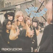 """BUNK DOGGER French Lessons 7"""" VINYL UK Rca 1978 B/W Where Do You Get Your"""