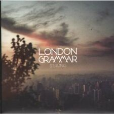 "LONDON GRAMMAR Strong 7"" VINYL UK Metal And Dust 2013 Limited Edition In"