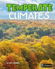 Temperate Climates by Cath Senker (English) Hardcover Book Free Shipping!