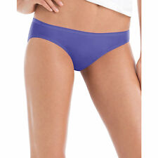PP42CA Hanes Womens No Ride Up Cotton Bikini 6-Pack