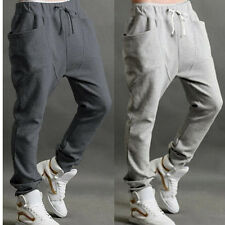 Trousers Baggy Slacks  Leisure New Hop Mens Fashion Hip Casual Harem Movement