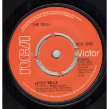 "SWEET Little Willy 7"" VINYL UK Rca 1972 Four Prong Label Design B/W Man From"