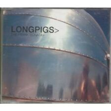 LONGPIGS Frank Sonata CD UK Mother 1999 1 Track Promo In Special Sleeve