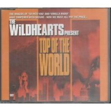 WILDHEARTS Top Of The World CD UK Gut 2003 3 Track Part 2 B/W CD Rom Video