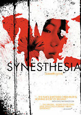RARE Synesthesia DVD 2 disc set Pyschological thriller Hard to find movie Japan