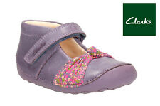 Clarks Baby Girls Infant Shoes Little Nia First shoes