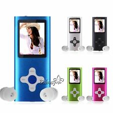 "8GB Digital MP3 MP4 Player 1.8"" LCD Screen FM Radio, Games & Video,Movies Gift"