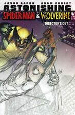 Astonishing Spider-Man Wolverine Directors Cut (2010) #1 NM