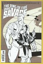Doc Savage Ring of Fire #1C  NM   Dynamite Variant