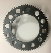 76T 219 Rear Sprocket Premium 7075-T6 for Racing Go Kart OTK Rotax Iame DID RK