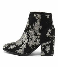 New Sol Sana Fox Boot II Floral Women Shoes Casuals Boots Ankle Boots