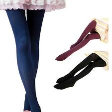 Fashion Womens Thick Tights Knit Winter Pantyhose Tights Warm Stockings Quality#