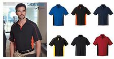 Ash City Extreme Men's Performance Snag Protection Colorblock Polo Shirt S-5XL