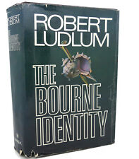 Robert Ludlum THE BOURNE IDENTITY  1st Edition 1st Printing