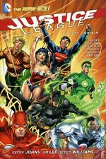 Justice League HC (2012-2016 DC Comics The New 52) #1-REP NM