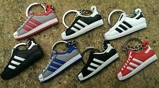 Adidas Superstar Keychain NEW 7 COLOURS AVAILABLE Free UK Post