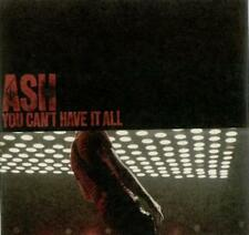 """Ash You Can't Have It All UK CD single (CD5 / 5"""") promo PRO16279 INFECTIOUS"""