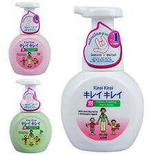 Kirei Kirei Family Smooth Foaming Anti Bacterial Antiseptic Hand Wash Soap 250ml
