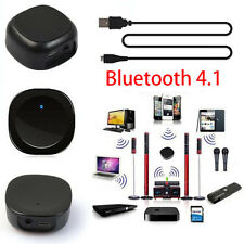 Wireless Bluetooth 3.5mm A2DP RCA Stereo Audio Music Receiver Dongle Adapter
