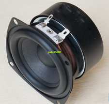 "1pcs 3""inch full-range speakers 4/8ohm 15W Hifi Loudspeaker 78*78mm 104Hz-20KHz"
