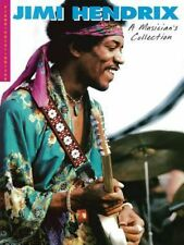 Jimi Hendrix-A Musician's Collection by Jimi Hendrix Paperback Book (English)
