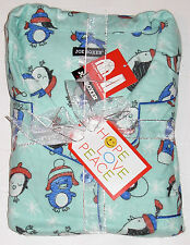 Joe Boxer 2pc Pequins Pajama Set Adult size Small New w/tags