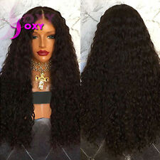 Body Wave Wavy Lace Front Human Hair Wigs 180% Density Human Hair Full Lace Wigs