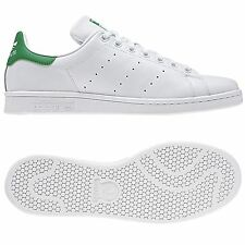 ADIDAS ORIGINALS JUNIORS STAN SMITH TRAINERS SNEAKERS SHOES GREEN LADIES SHOES