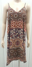 Fab'rik NWOT Multi Pattern Dress