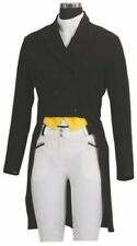 Tuffrider Shadbelly Dressage Show Coat with Removable Vest Points Ladies