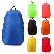 45-55L Waterproof Dustproof Rain Cover Poncho for Travel Hiking Camping Backpack