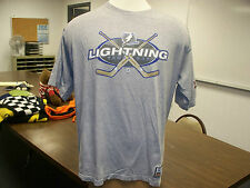 Tampa Bay Lightning NHL Licensed Product Adult XL Game Day Tee Shirt