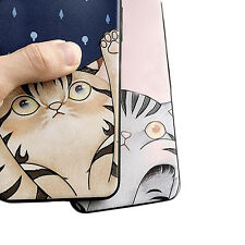 1Pcs Cute For iPhone Hot Cover Soft Case Cat Case Silicone Phone New Relief