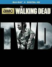 AMC THE WALKING DEAD COMPLETE SIXTH SEASON BLU RAY 5 DISC SET + SLIPCOVER SLEEVE