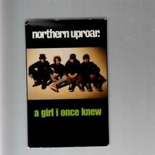 NORTHERN UPROAR A Girl I Once Knew CASSETTE European Heavenly 1997 2 Track